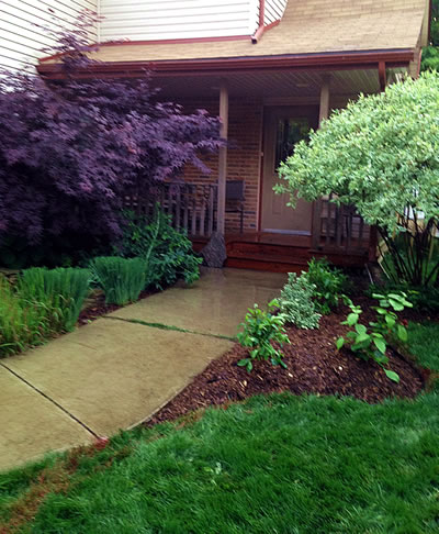London Ontario landscape design and maintenance services